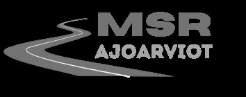 MSR Ajoarviot